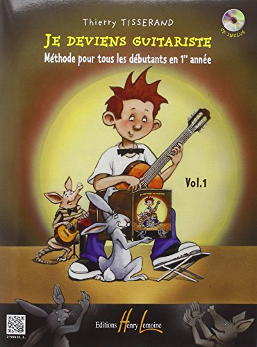 9780230979802: Je deviens guitariste Volume 1
