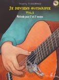9780230980297: Je deviens guitariste Volume 2