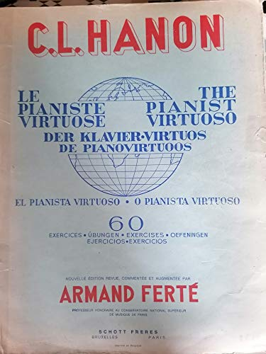 9780230986008: Le Pianiste virtuose - 60 Exercices