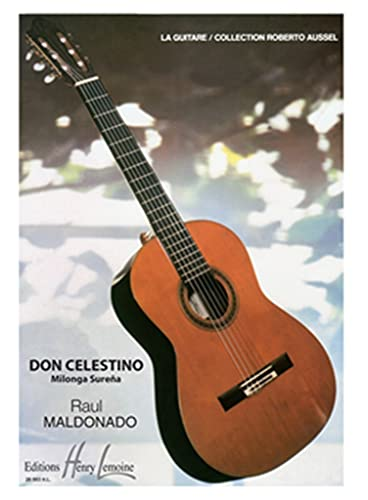 9780230989931: Don Celestino (French Edition)