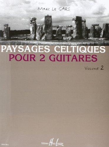 9780230990142: Paysages Celtiques Vol.2 pour 2 guitares