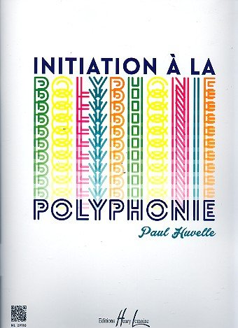9780230991101: Initiation a la Polyphonie --- Piano Ou Clavier