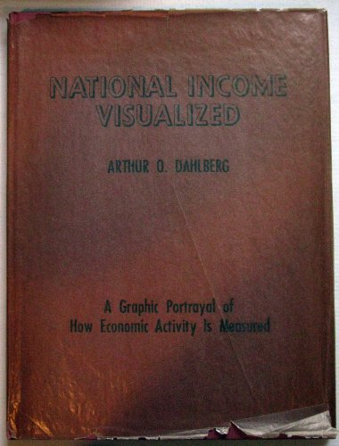 National Income Visualized: A Graphic Portrayal of How Economic Activity is Measured: Dahlberg, ...