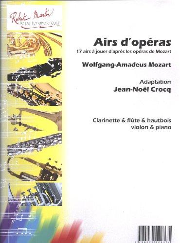 9780231022378: Airs d'opéras