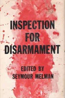 9780231022958: Melman: Inspection for Disarmament (Cloth)
