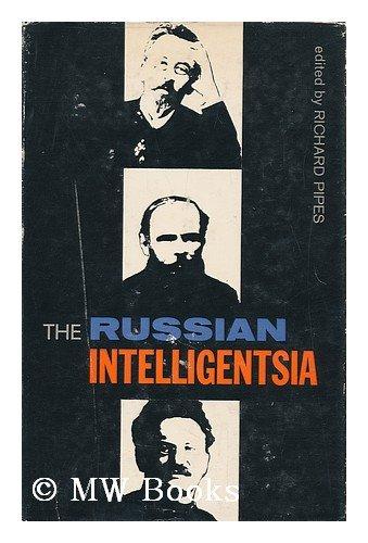 9780231024570: The Russian Intelligentsia