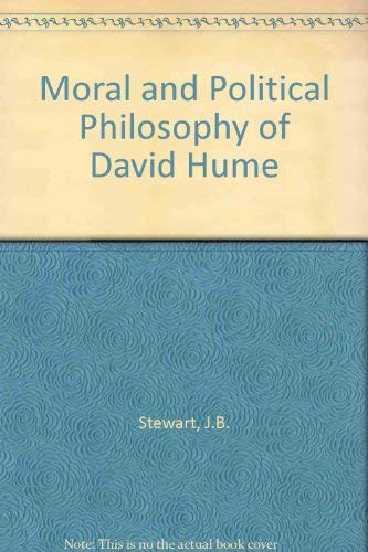 9780231026499: Moral and Political Philosophy of David Hume