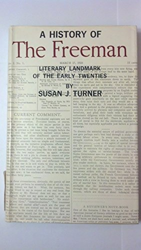 9780231026536: Turner: History of Freeman (Cloth)