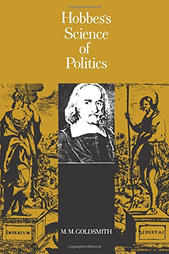 9780231028042: Hobbes' Science of Politics