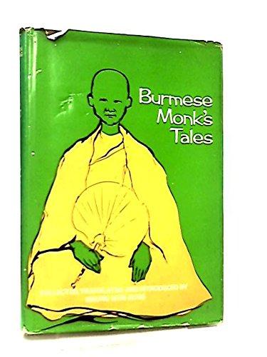 Burmese Monk's Tales: Htin, A