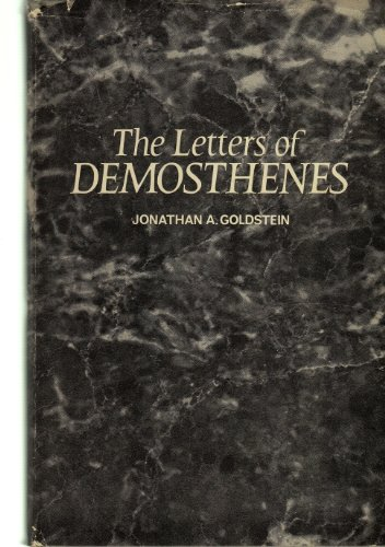 Goldstein: Letters of Demosthenes (Cloth): Demosthenes