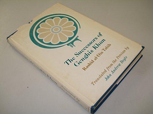 9780231033510: The Successors of Genghis Khan (Persian Heritage Series)