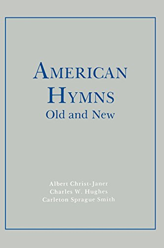 9780231034586: American Hymns Old and New