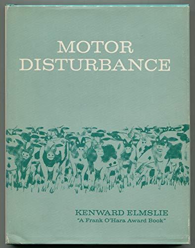 9780231036122: Motor Disturbance