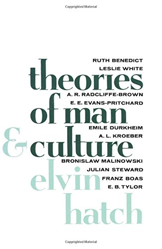 9780231036399: Theories of Man and Culture