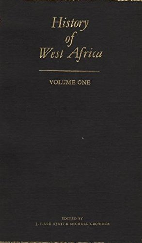 History of West Africa Vol 2: J. F. A.