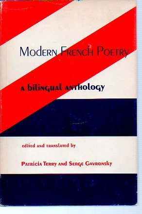 9780231039574: Terry: Modern French Poetry (Cloth)