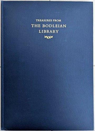 Hassall: Treasures from the Bodleian Library (Cloth): Hassall, A. G; Hasall, Dr. W. O.