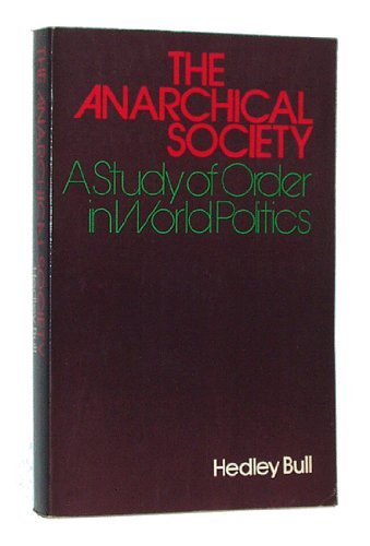 9780231041331: Anarchical Society