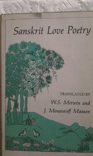 9780231042826: Sanskrit Love Poetry (UNESCO Collection of Representative Works. Indian Series) (English and Sanskrit Edition)