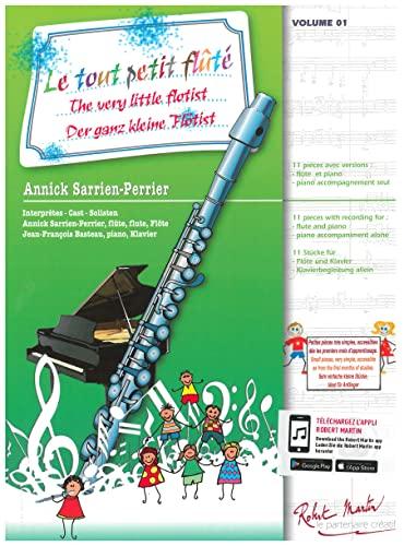 9780231048118: Le Tout Petit Flut� - BOOK+CD