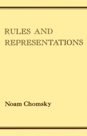 9780231048279: Rules and Representations (Columbia Classics in Philosophy)