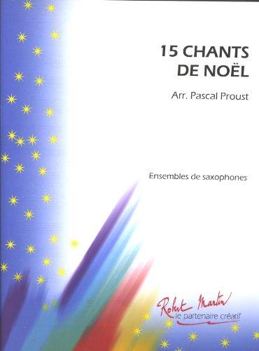 9780231049023: 15 Chants de No�l