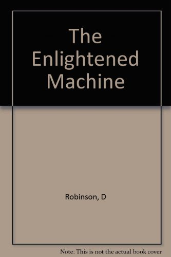 9780231049559: The Enlightened Machine, an Analytical Introduction to Neuropsychology