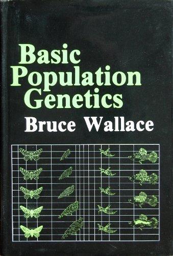 9780231050425: Basic Population Genetics