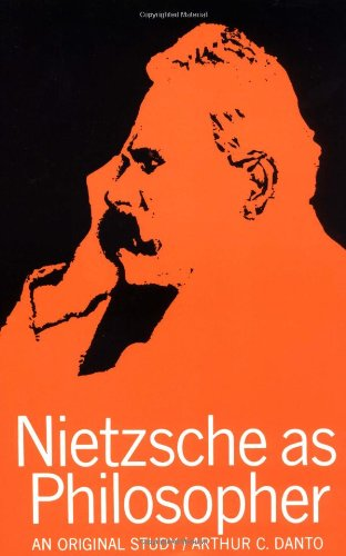9780231050531: Nietzsche as Philosopher