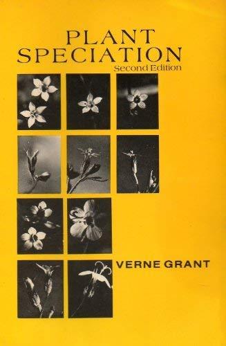 9780231051132: Plant Speciation