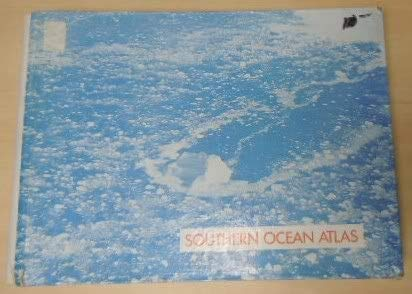 Gordon: Southern Ocean Atlas (Cloth): GORDON