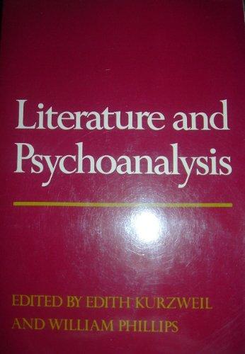 9780231052634: Literature and Psychoanalysis