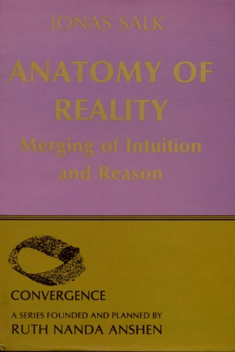 9780231053280: Anatomy of Reality (Convergence)