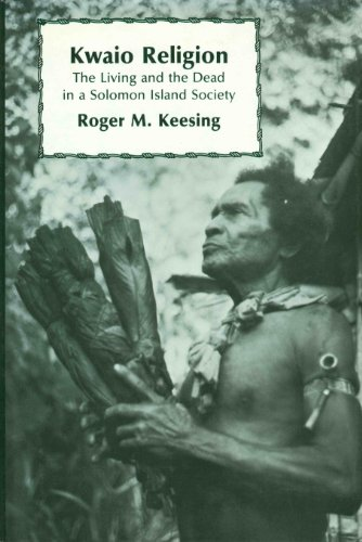 9780231053402: Kwaio Religion: The Religion and the Dead in a Solomon Island Society