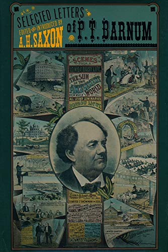 9780231054126: Selected Letters of P. T. Barnum