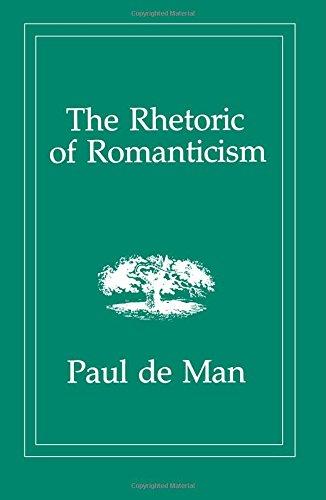 9780231055277: The Rhetoric of Romanticism