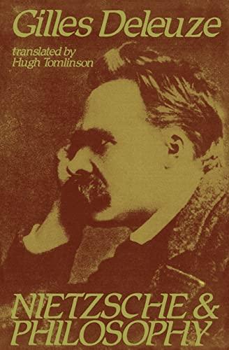 9780231056694: Nietzsche and Philosophy (Columbia Classics in Philosophy)