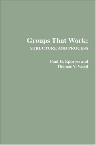 9780231057387: Groups That Work