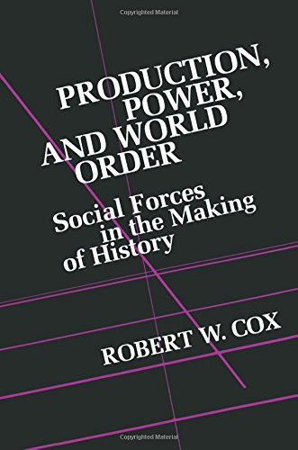 9780231058094: Production, Power and World Order: Social Forces in the Making of History