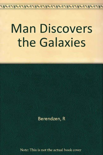 9780231058261: Man Discovers the Galaxies