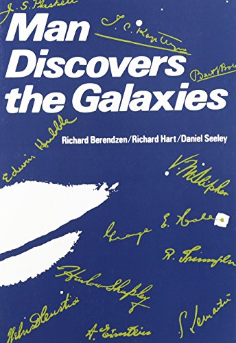 9780231058278: Man Discovers the Galaxies