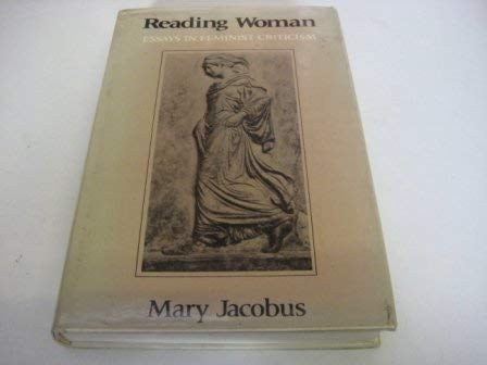 9780231059008: Jacobus: Reading Woman (Cloth) (Gender & Culture)