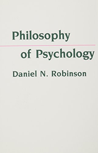 9780231059237: Philosophy of Psychology (Critical Assessments of Contemporary Psychology)