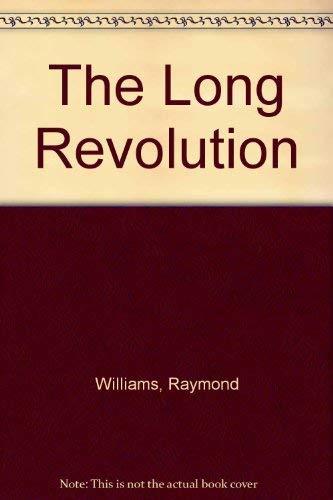 9780231059435: Long Revolution