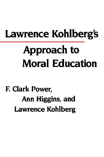 9780231059770: Lawrence Kohlberg's Approach to Moral Education (Critical Assessments of Contemporary Psychology)