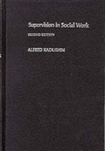 9780231060080: Supervision in Social Work