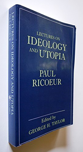 9780231060493: Lectures on Ideology and Utopia