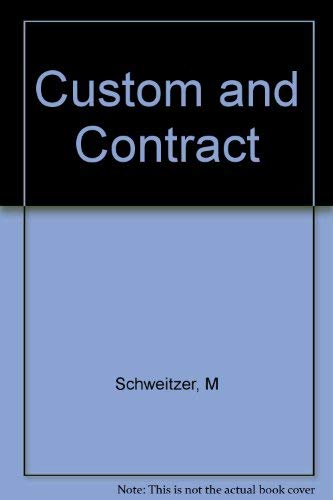 9780231062886: Custom and Contract: Household, Government, and the Economy in Colonial Pennsylvania