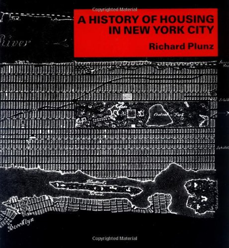9780231062978: History of Housing in NY City Paper Columbia Hist of Urban Life (Paper)
